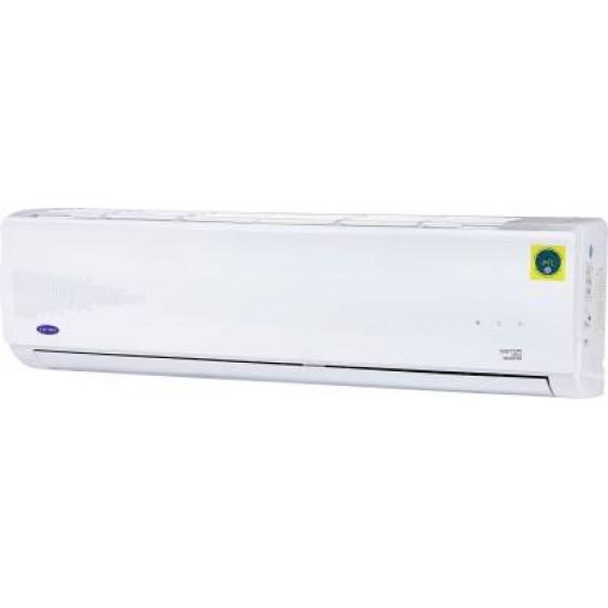 Carrier 1.5 Ton 3 Star Split Inverter AC Ester Neo Inverter R32 IDU I011, White