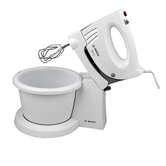 Bosch Comfort MFQ3555GB 350-W Hand Mixer,White