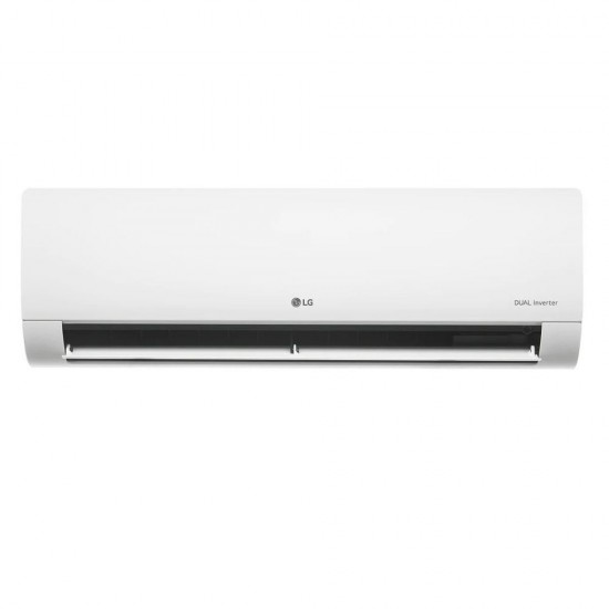 LG 1.5 Ton 5 Star Dual Inverter Split Air Conditioner with 5-in-1 MS-Q18YNZA 2021 Model Convertible Cooling & HD Filter with Anti-Virus protection, White