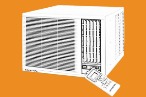 O General Windows Air Conditioner