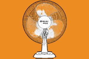 Bajaj Table Fans
