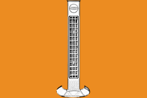 Crompton Tower Fans