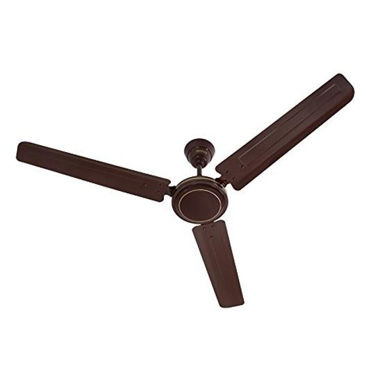 Usha Diplomat 1200 mm Ultra High Speed 3 Blade 400 Rpm Ceiling Fan, Rich Brown